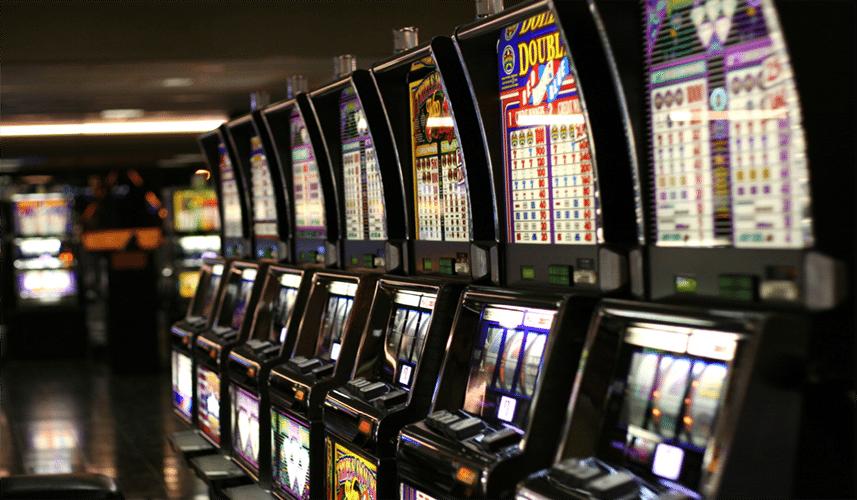 The Basics Of Slots Machine