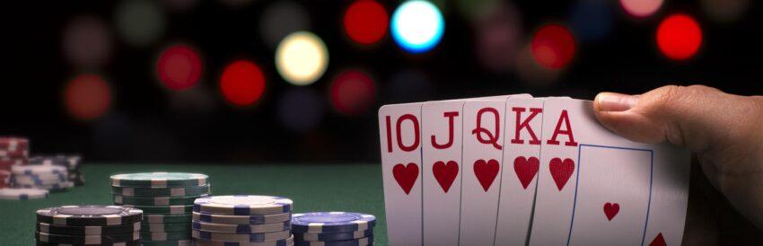 Live casino agent: